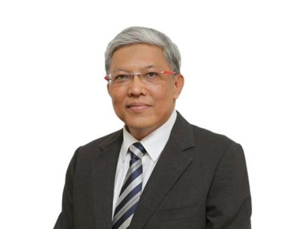Dr Mohamed Ridza Wahiddin
