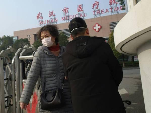 Sejak laporan awal kes seumpama di Wuhan pada 31 Disember, misteri coronavirus telah menjejaskan sekurang-kurangnya 41 orang di bandar berkenaan. - Foto AFP