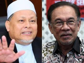 Mohd Amar Nik Abdullah, Anwar Ibrahim