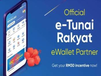 e-Tunai Rakyat