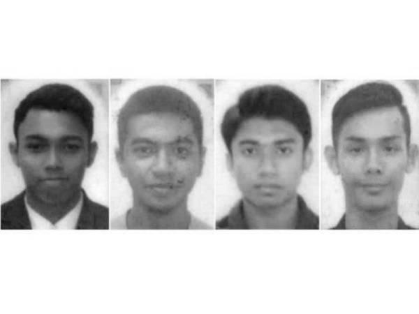 Mayat keempat-empat pelajar Politeknik Dungun yang lemas ketika mandi-manda di Pantai Teluk Bidara kelmarin akhirnya ditemukan.