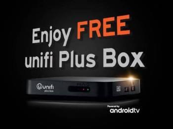 Unifi Plus Box akan membawakan resolusi video 4K UHD, dekoder audio Dolby Digital Plus, dan codec video-video yang popular.