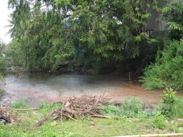 Sungai Mempelam