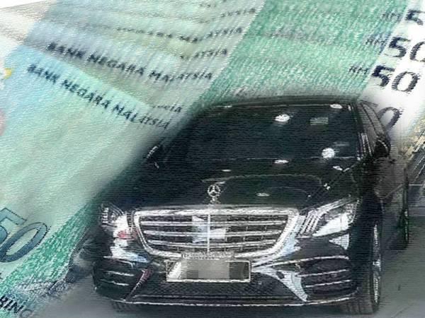 Belum habis isu pembelian Mercedes Benz, Exco kerajaan negeri kini mula dipersoalkan dengan isu bonus RM50,000.
