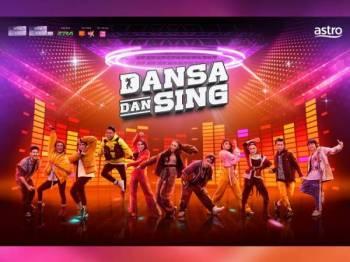 Program Dansa Dan Sing semakin mendapat perhatian di Astro Ria.