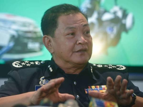 ketua polis negara Abdul Hamid