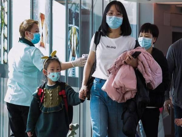Singapura mengesahkan kes import keempat jangkitan koronavirus Wuhan di republik itu. -Foto AFP