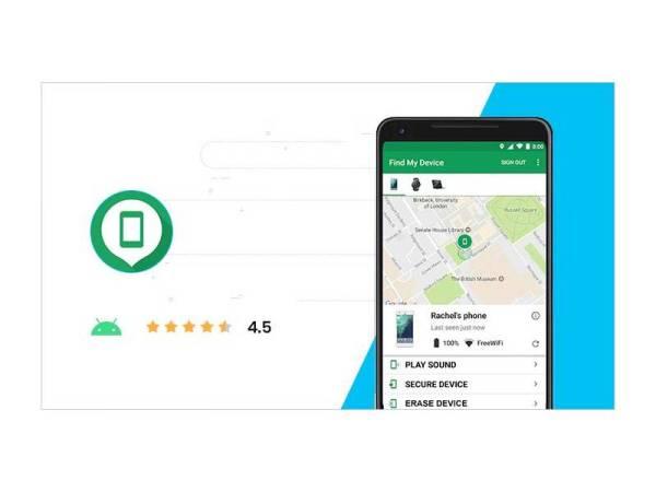 DATA geolokasi yang boleh diakses dan dipadamkan pada jarak jauh menjadikan aplikasi itu lebih keterhadapan.