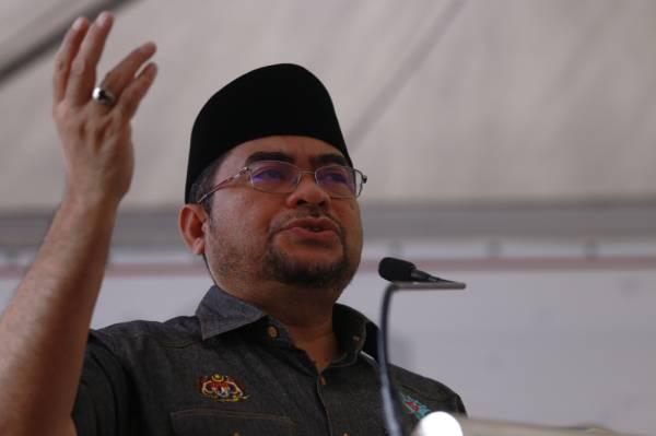 Menteri di Jabatan Perdana Menteri Datuk Seri Dr Mujahid Yusof Rawa -Foto Bernama