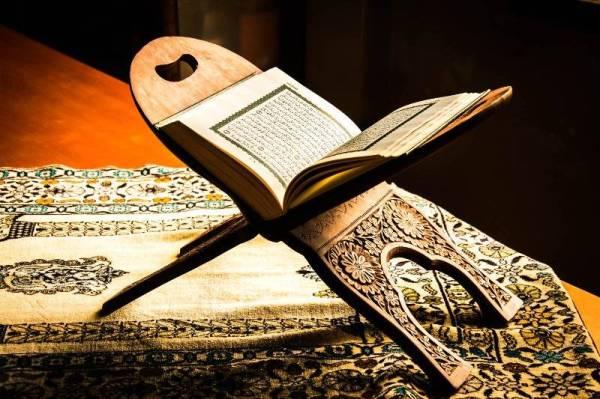 QARI dan qariah dikurniakan kebolehan untuk melagukan kalam ALLAH dengan taranum yang indah. -Gambar hiasan