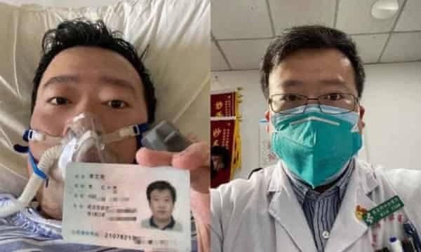 Dr Li antara yang terawal bercakap mengenai ancaman wabak koronavirus.