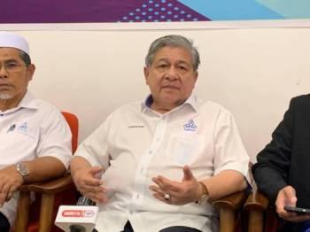 Timbalan Presiden Angkasa, Datuk Kamaruddin Ismail