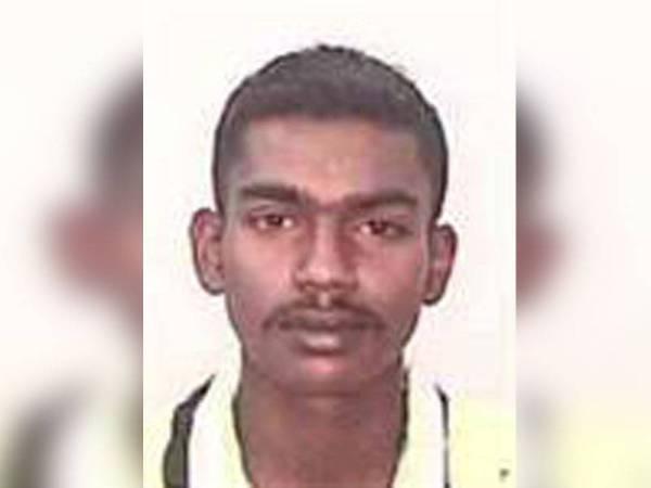 S Steven Egburd berusia 25 tahun dicari polis bagi membantu siasatan kes samun kedai emas di Bukit Tinggi, Klang malam tadi.