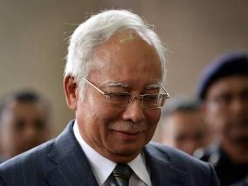 Najib- FOTO BERNAMA