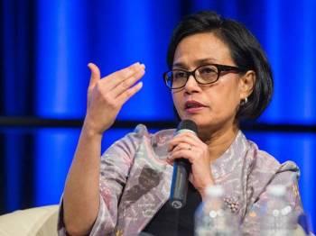 Sri Mulyani - Foto AFP