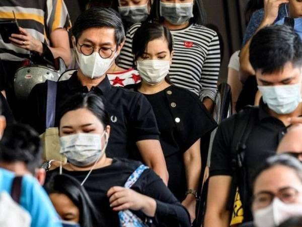 Sehingga kini, 41 kes Covid-19 dilaporkan di Thailand dengan 28 daripada mereka telah pulih sepenuhnya. Foto: AFP