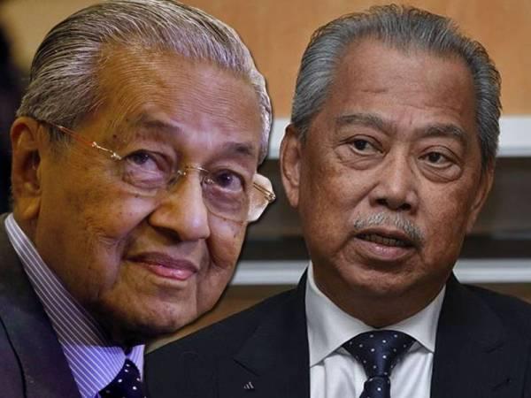 Mahathir dan Muhyiddin