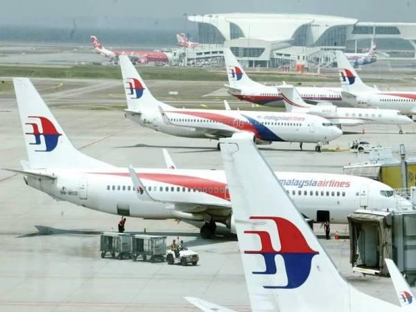 Kakitangan Malaysia Airlines Berhad diminta mengambil cuti tanpa gaji susulan penularan wabak Covid-19.