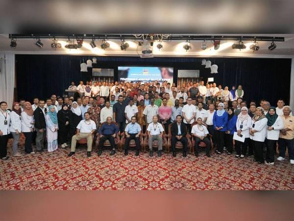 Townhall Rakan Niaga KSSB bersama Jabatan Teknikal berlangsung di Dewan Orkid, Wisma PKPS, Shah Alam.