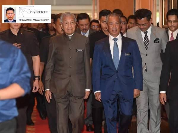 Dr Mahathir dalam wawancara eksklusif bersama Sinar Harian memberikan petunjuk bagaimana hubungan beliau dengan Muhyiddin boleh dipulihkan.