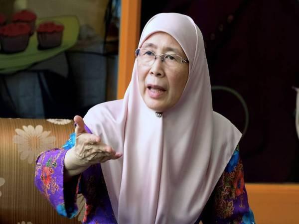 Dr Wan Azizah Wan Ismai