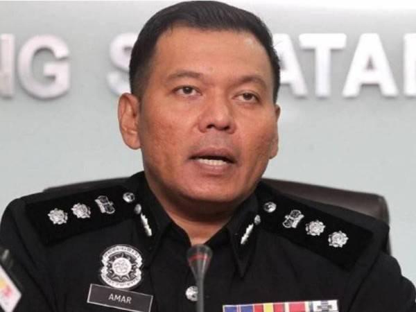 Ketua Polis Daerah Klang Selatan, Asisten Komisioner Shamsul Amar Ramli