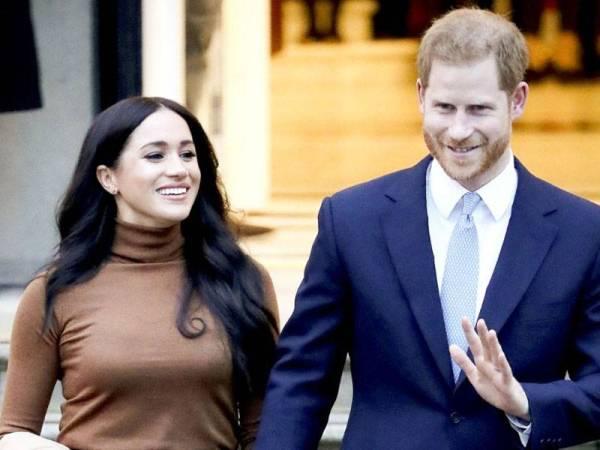 Putera Harry dan Meghan pada Januari mengejutkan dunia dengan berita melepaskan gelaran diraja dan menjalani kehidupan sebagai rakyat biasa.