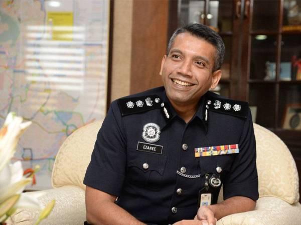 Asisten Komisioner Nik Ezanee Mohd Faisal. -Foto Sumber Internet
