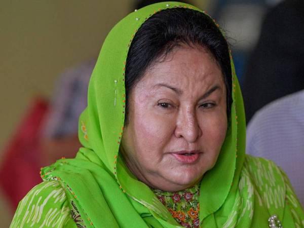 Rosmah Mansor - Foto Bernama