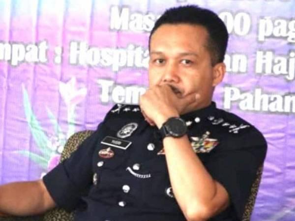 Mohd Yusri