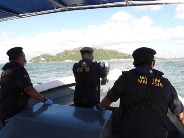 APMM Sabah membuat rondaan sekitar perairan Sabah dan Labuan bagi memastikan masyarakat patut terhadap PKP.