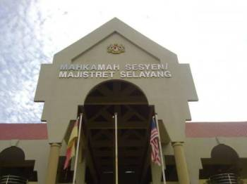 Mahkamah Majistret Selayang - Foto Sumber Internet