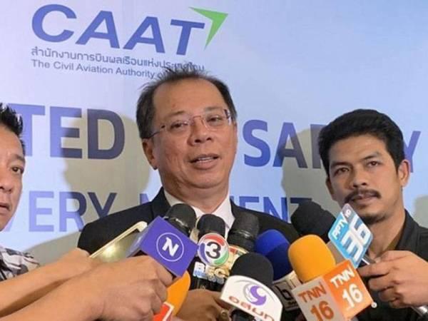 Chula Sukmanop - Foto PattayaMail