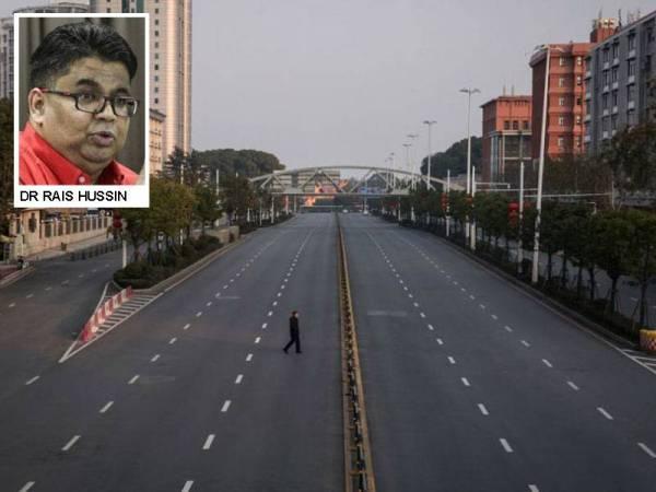 Tindakan pantas China melaksanakan perintah berkurung di daerah Wuhan sangat berkesan dalam mengekang penularan wabak Covid-19.