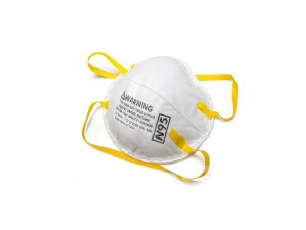 Topeng muka jenis N95