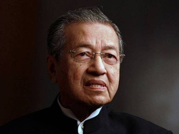 Dr Mahathir Mohamad