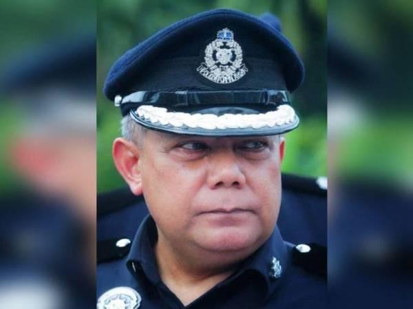 Ketua Polis Daerah Tumpat, Superintendan Ab Rashid Mat Daud