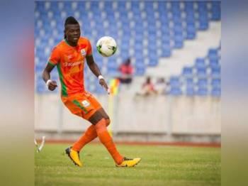 Marcel Kasongo Kalonda - Foto Facebook Zambian Soccer Magazine