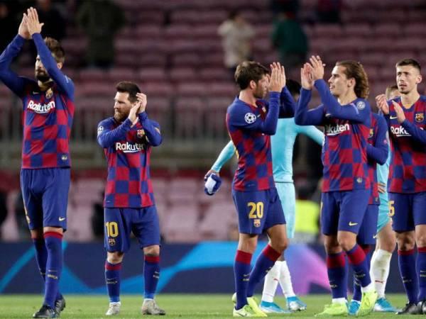 Barcelona berada 'sebelah kaki' ke suku akhir Liga Juara-Juara.