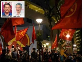 Parti Pekerja Singapura berjaya menambah jumlah kerusi Parlimen mereka selain mengurangkan undi popular Parti Tindakan Rakyat dalam pilihan raya Singapura baru-baru ini.