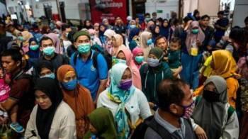 Kes Covid-19 di Indonesia meningkat sebanyak 1,282 dalam sehari jumlah keseluruhan kini 76,981