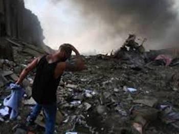 Tragedi letupan Beirut telah meragut 154 nyawa pada Selasa lalu.