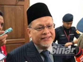 Mohd Amar Nik Abdullah (Gambar Fail)