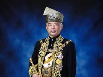 Yang di-Pertuan Agong, Al-Sultan Abdullah Ri'ayatuddin Al-Mustafa Billah Shah
