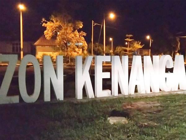 Zon Kenanga antara tiga zon di Ambangan Heights yang diperintahkan PKPD.