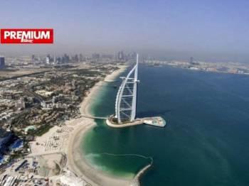 Emiriah Arab Bersatu enggan mengurangkan pengeluaran minyak mentah seperti yang dipersetujui sebelum ini sebagai cara untuk menstabilkan harga. - Foto AFP