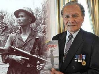 Pahlawan hebat negara dan bekas anggota Iban Tracker sewaktu era kolonial British, Datuk Awang Raweng, 104, meninggal dunia di kediaman anaknya di Taman Padri, Sri Aman pada jam 2.15 petang semalam.