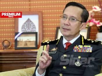 Pengarah Penguat Kuasa KPDNHEP, Datuk Iskandar Halim Sulaiman