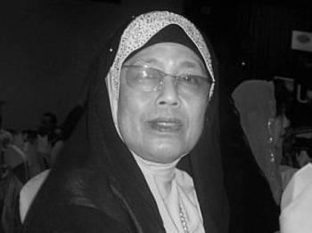 Allahyarham Wan Chik Daud