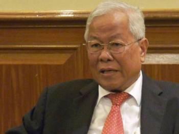 Michael Manyin Jawong